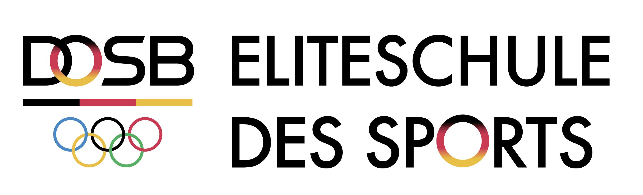 Logo DOSB Eliteschulen