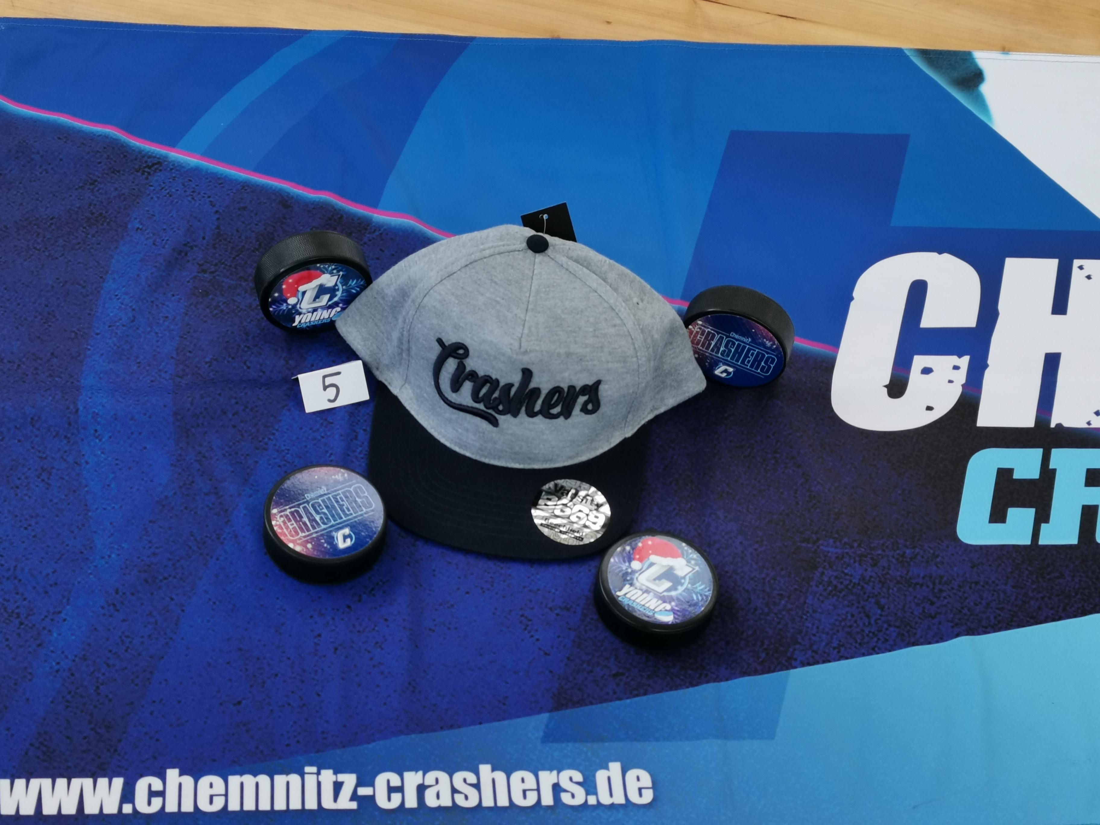 5. Crashers-Basecap